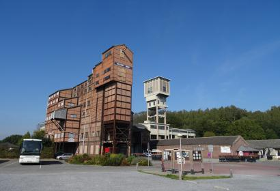 Special Venues insolite Incentives en Wallonie Blegny-Mine