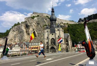 Dinant - Art on Sax - Wallonie insolite