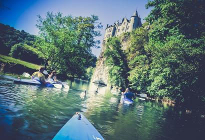 DINANT - Evasion - location - kayak