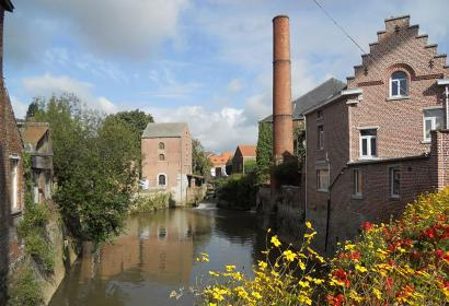 Moulins d'Arenberg - Wallonie insolite
